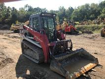Takeuchi TL10CR Right Front