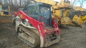 Takeuchi TL12V2 Right Front