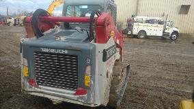 Takeuchi TL12V2 Right Rear