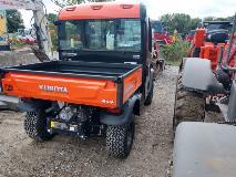 Kubota RTVX1100C Right Rear