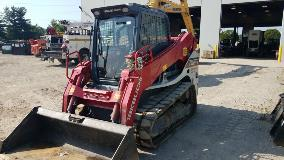 Takeuchi TL12 Left Front