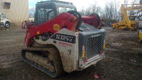Takeuchi TL12V2 Left Rear