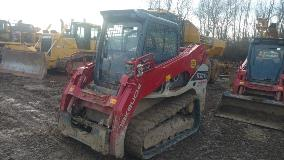 Takeuchi TL12V2 Left Front