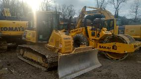 Komatsu D39PX-23 Right Front