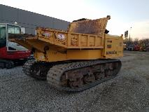Komatsu CD60R-1 Right Rear