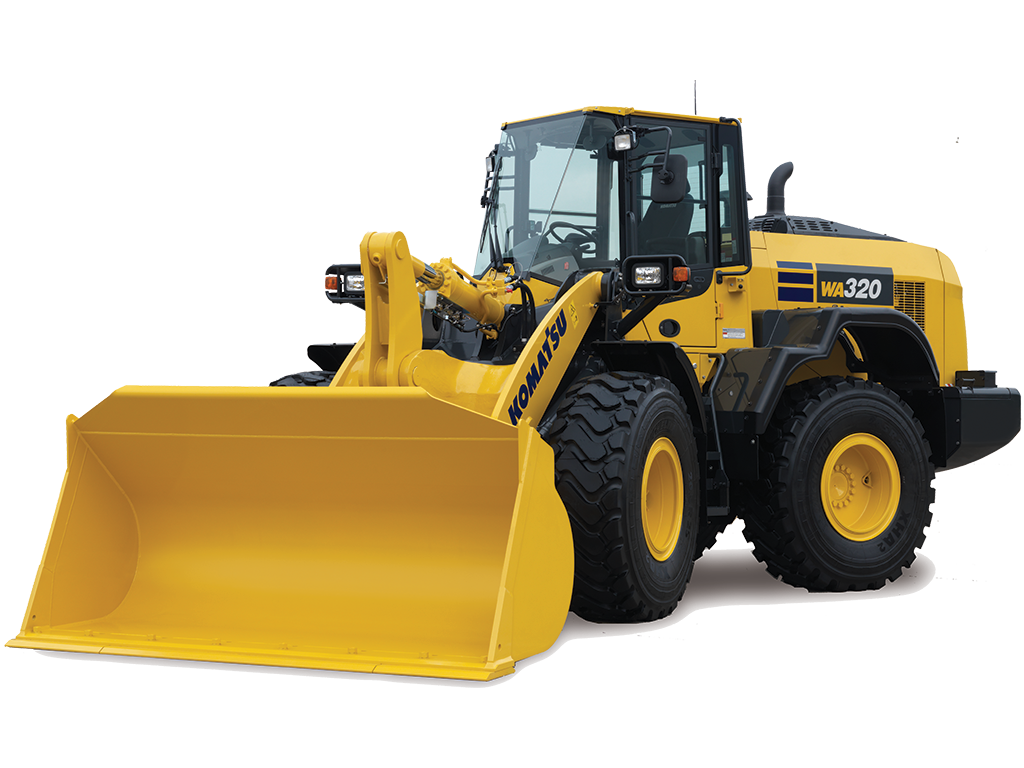 Mid-Size Wheel Loaders