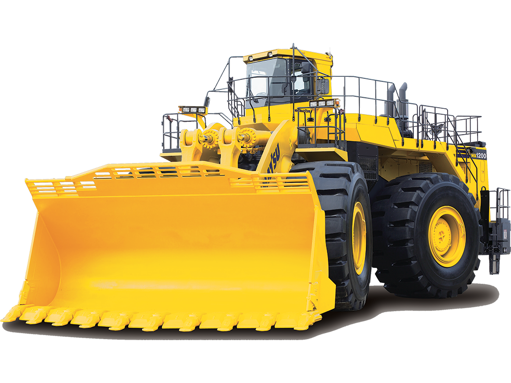 Mining Wheel Loaders