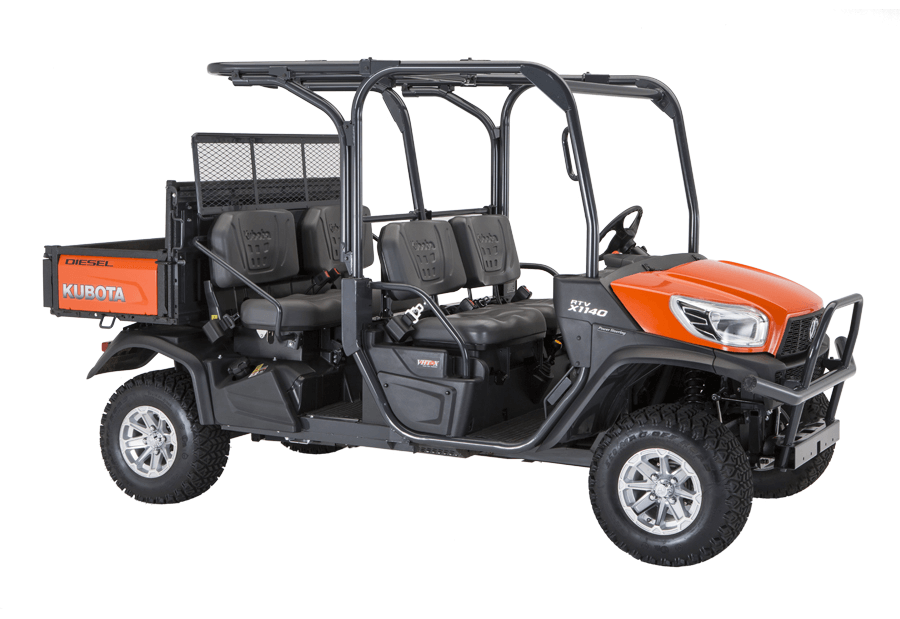 Full-Size Utility Vehicles