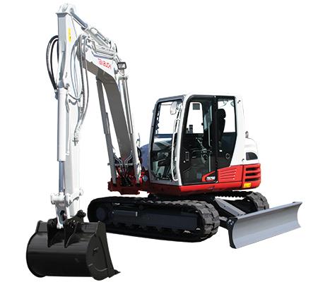 Takeuchi Excavators
