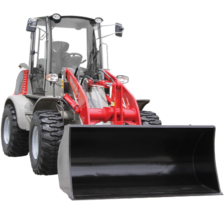 Takeuchi Wheel Loaders