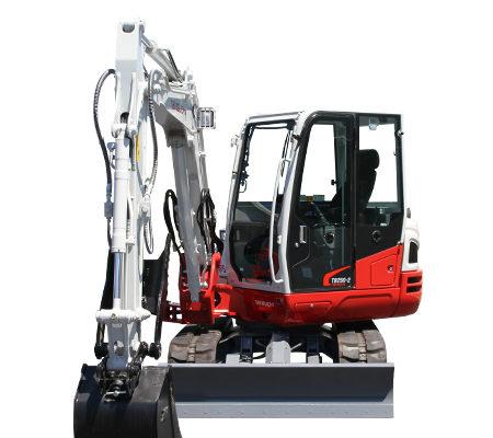 TB250-2 Compact Excavator