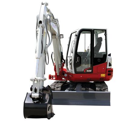 TB260 Compact Excavator