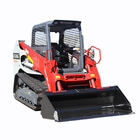 TL12R2 Compact Track Loader