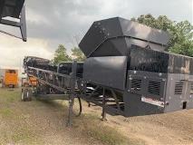 McCloskey 36X80ST Radial Stacker Conveyor